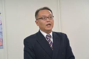 鈴木まもる秘書の田中さん