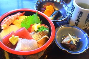 若宮寿司 北藤商店会 チラシ鮨