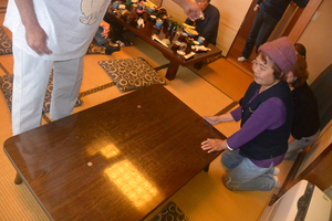 若宮寿司 テーブルゲーム コイン飛ばし