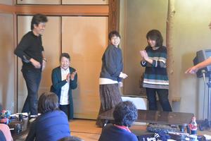若宮寿司 テーブルコイン弾きゲーム